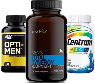 Choosing the Best Multivitamin