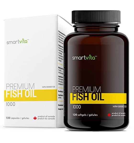 Fish Oil Health Supplement