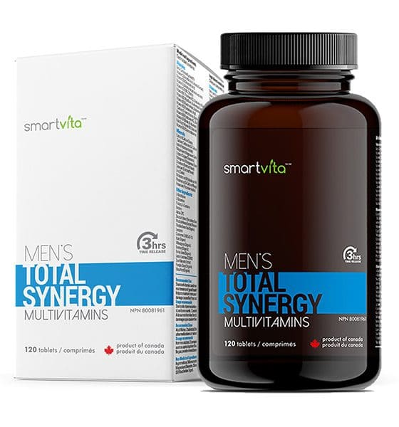 Men's Total Synergy Multivitamins