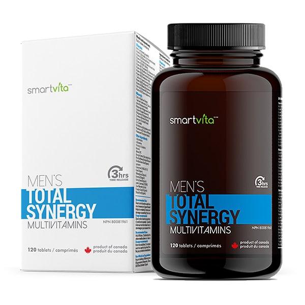 Men's Total Synergy Multivitamins