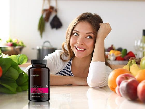 Womans Multivitamins Ingredients