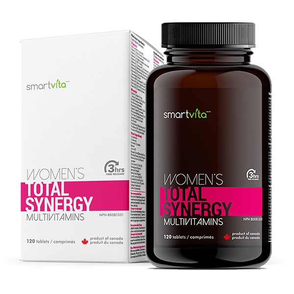 Women's Total Synergy Multivitamins