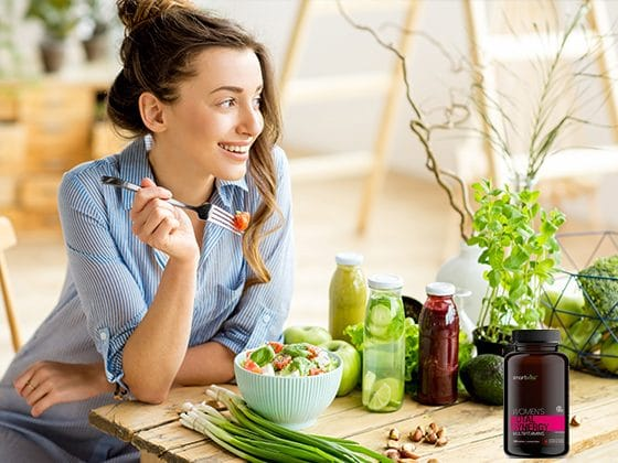 Benefits of Multivitamins for Women