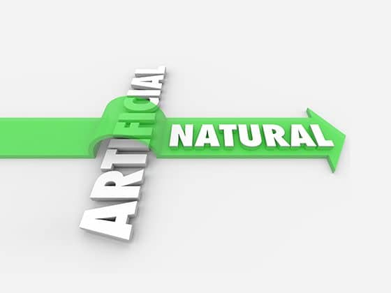 Natural vs Synthetic Nutrients